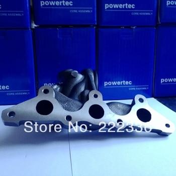 GT1238 708837-0001, 1600960499, 708837 turbocompresor carcasa de la turbina para MERCEDES-BENZ inteligente. M160 0.6L