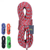Professional Climbing Rope Safety 20m Paracord Rock Climbing Hiking Accessories Cord 6mm