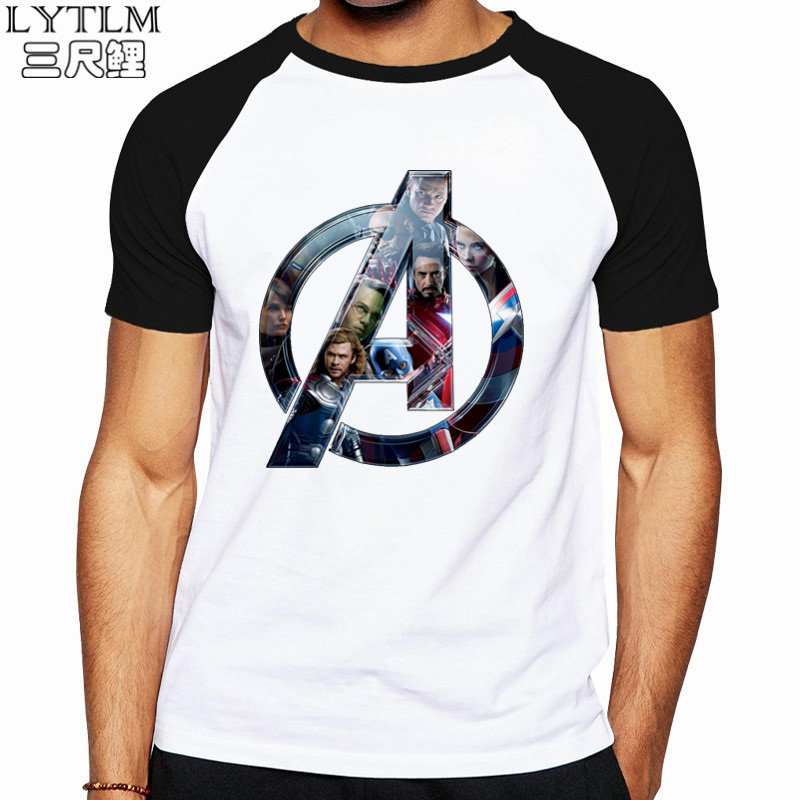 LYTLM Marvel Avengers Endgame Tshirt Homme Anime   T     Shirt   Men Poleras Hombre Vintage Men Clothing Mens Short Sleeve   Shirts   Summer