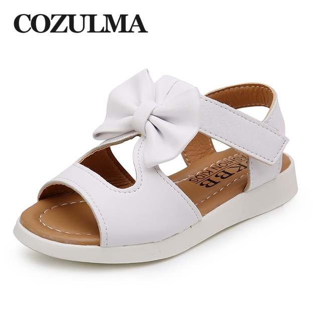 High Quality Cute Girls Shoes Design Casual Kids Sandals