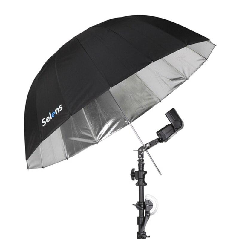 Haute qualité nouvelle Photo Studio vidéo parapluie caméra souple 31
