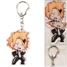 10 Styles Boku No Hero Academia PVC Soft Keychain Pendant My Hero Academia Gift Jewelry Accessories Llavero Chaveiro