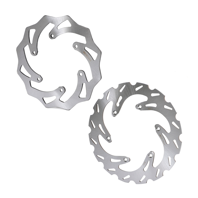 Motorcycle Front Rear Brake Disc Rotor Kit For KTM 105 125 150 200 250 300 350