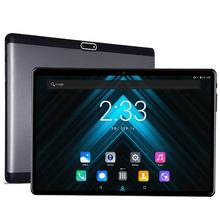 2018 Global Version 10 inch tablet Deca Core 4GB RAM 128GB ROM 4G LTE 1920*1200 IPS Dual SIM Card Wifi GPS Android 7.0 tablet Pc