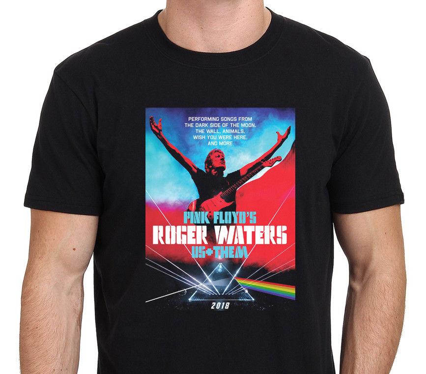 T Shirt Shop Short Sleeve Men Funny Crew Neck Customize New Waters Rock Band Concert T Shirt