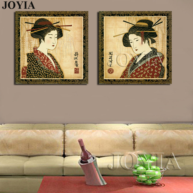 Aliexpress.com : Buy Classical Japanese Painting Wall Decor Prints ...