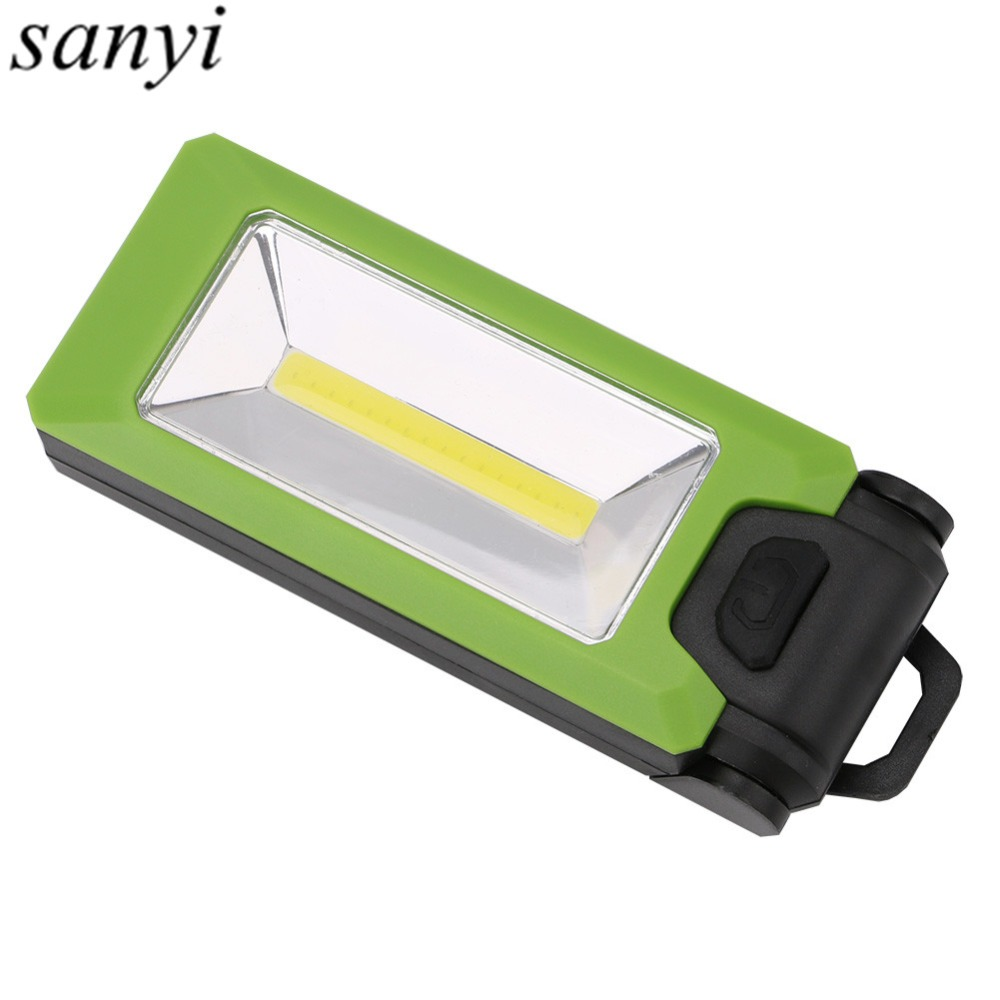Flashlights Light Camping Outdoor Lamp With Built-in Magnet Hook 4*LED+COB LED Flashlight Work Light Camping Magnetic Car Repair 2017 new finow x5 air smart watch android 5 1 2gb 16gb wifi 3g gps heart rate monitor bluetooth 4 0 smartwatches pk lem5 watch