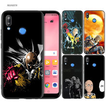 Black Silicone Case Bag Cover for Huawei P30 P20 P10 P9 P8 Mate 10 20 Lite 2017 Mini Pro P Smart Plus 2019 Genos One Puch Man(China)