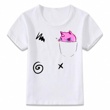 fd438818 Kids Clothes T Shirt Angry Puff Jigglypuff T-shirt for Boys and Girls  Toddler Shirts