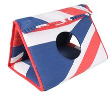 Multifunction pet cat foldable tunnel cats house supplies pets products cat bed top quality 2 colors 1pcs
