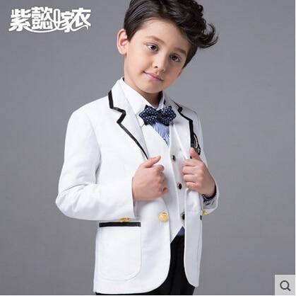 a79cce622 2015 sale fashion kids baby blazers jacket formal black white ...