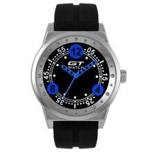 2016 Hot New GT Casual Reloj de Cuarzo de Los Hombres Militares Relojes Deportivos Reloj Dropship de Silicona Correa Relogio masculino