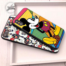 hot deal buy fashion mouse for case iphone 7 plus cover shell fundas for case iphone 5 5s 6 6s 7 x 6 7 8 plus se cases for iphone xs max xr x