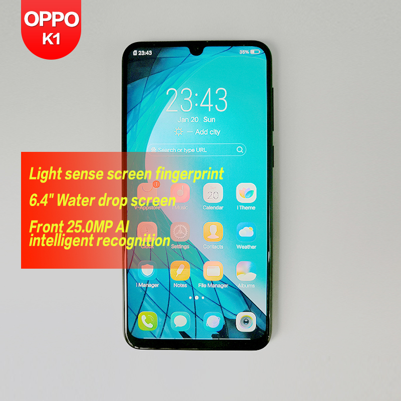 Oppo k1 Specifications, Price Compare, Features, Review