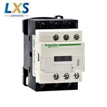 Шнайдер LC1D серии трехполюсный контактор переменного тока 9A 220V 50/60Hz LC1D09M7C Малый DC мотор
