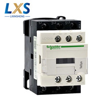 цена на 100% Original Schneider LC1D Series Three-pole AC Contactor 9A 220V 50/60Hz LC1D09M7C Small DC