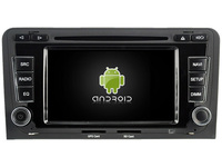 FOR AUDI A3 Android Car DVD Player Gps Audio Multimedia Auto Stereo Support DVR WIFI DAB