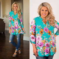 Newest Autumn Women S V Neck Loose Floral Printed Long Sleeve Ladies Casual Shirt Tops Blouse