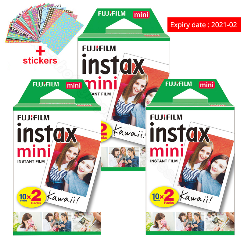 Fuji Fujifilm Instax Mini 9 Film Photo Papers For Instax Mini 9 7s 8 90 70