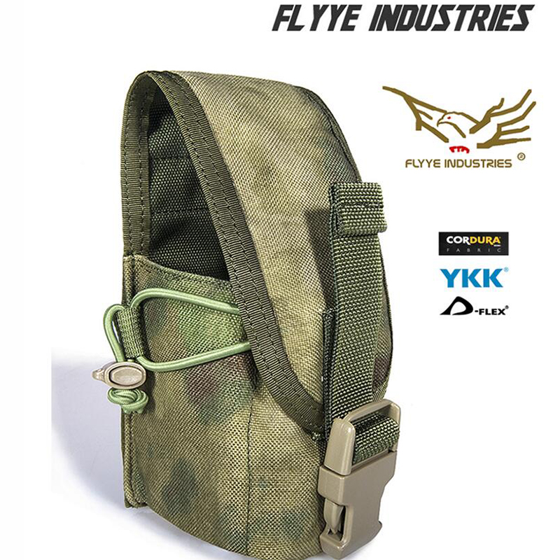 FLYYE MOLLE G36 Single Mag Pouch Military camping modular combat CORDURA M026