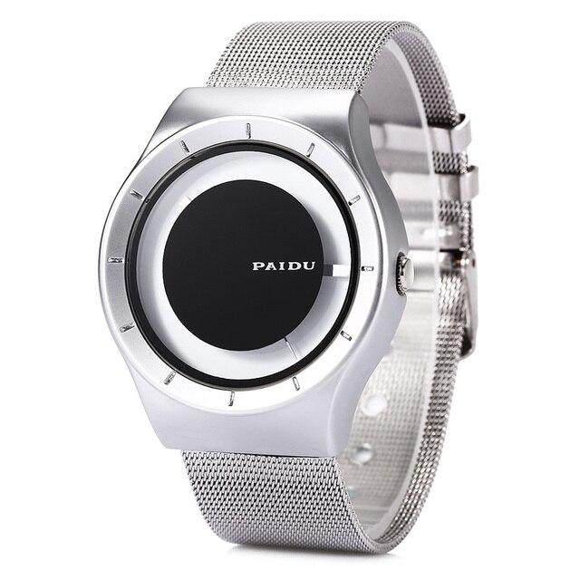 brand military quartz watch men women dress fashion causal Stainless Steel watch