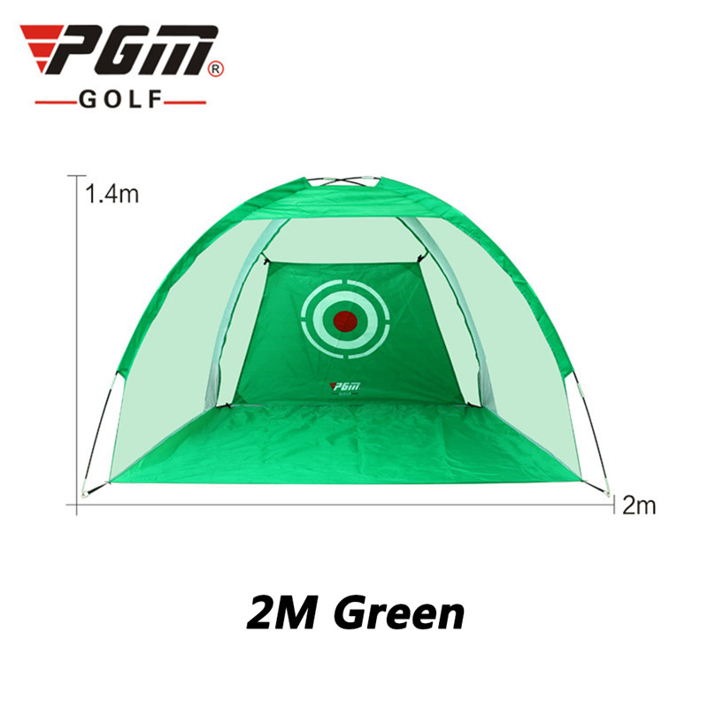 Image 2 - 2019 New PGM Golf Practice Network Indoor Practice Network Golf Fighting Cage-in Golf Training Aids from Sports & Entertainment