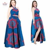 african dress women Fashion Designs Dashiki bazin riche robes femmes two pieces bazin riche dresses long dashiki plus size WY699