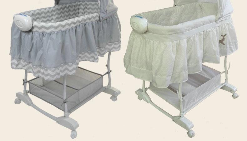 Neugeborenen babybett prinzessin baby stubenwagen bett mit