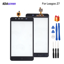 For Leagoo Z7 Touch Screen Glass Panel Replacement Phone Parts With Free Tools
