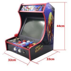Image 5 - RAC B400 미니 바튼 아케이드 조이스틱 게임기 캐비닛 라즈베리 파이 4 모델 B 4GB 128G 레트로 게임 콘솔 SF