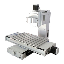 industrial 3 axis pillar type engrave machine 3040 cnc frame for wood metal lathe no tax to Russia