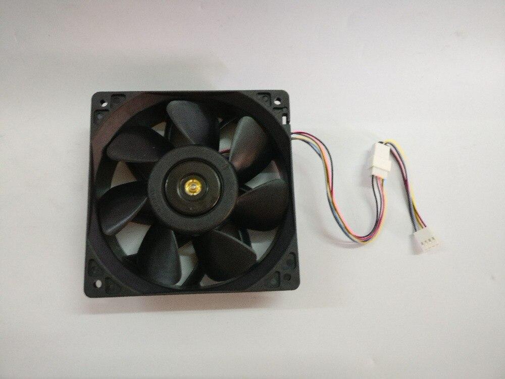 6000 RPM Ventilador de Refrigeração Para Bitmain Antminer S9 S9i S9j L3 + L3 ++ D3 X3 E3 Z9 Mini DR3 t9 T9 + WhatsMiner M3 M3X