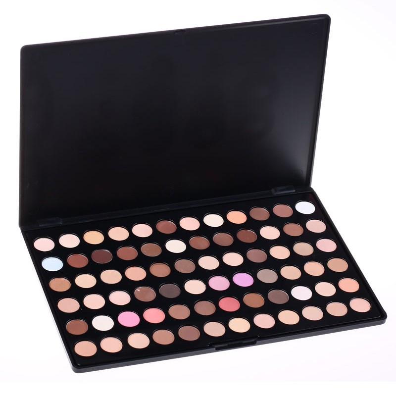 Fashion72 Colors Natural Warm Eyeshadow Nk Eye Shadow Make Up Palette Cosmetics Set