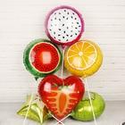 1pc Fruit Balloons S...