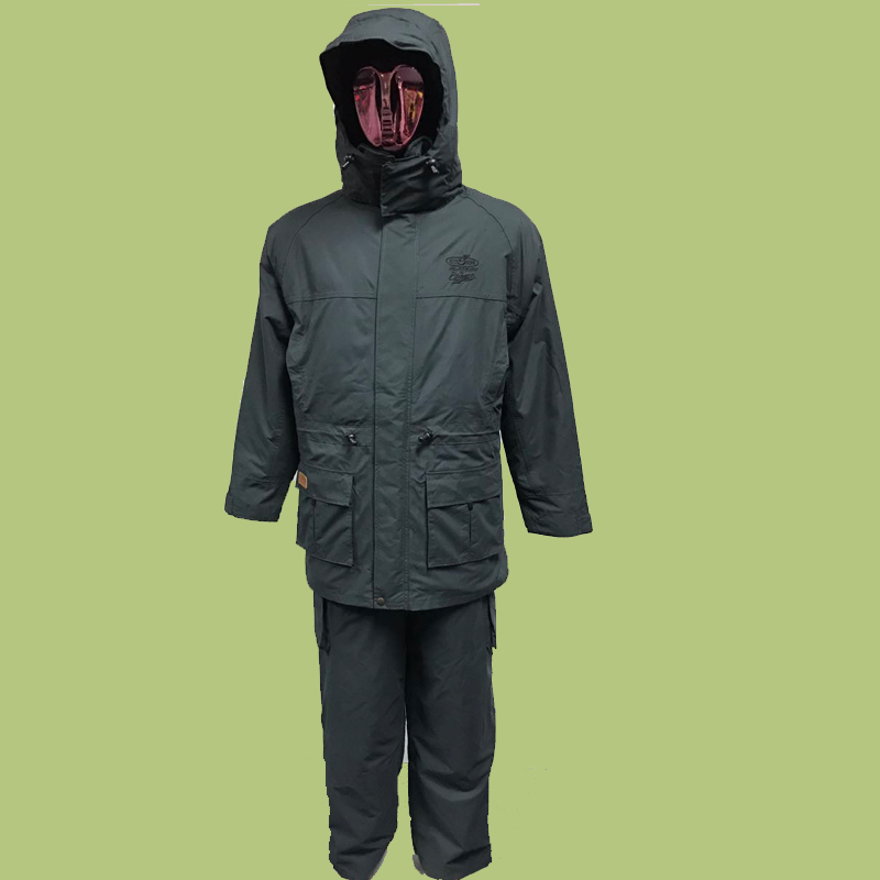 Buy new mens fishing clothes suit man for Waterproof fishing clothing