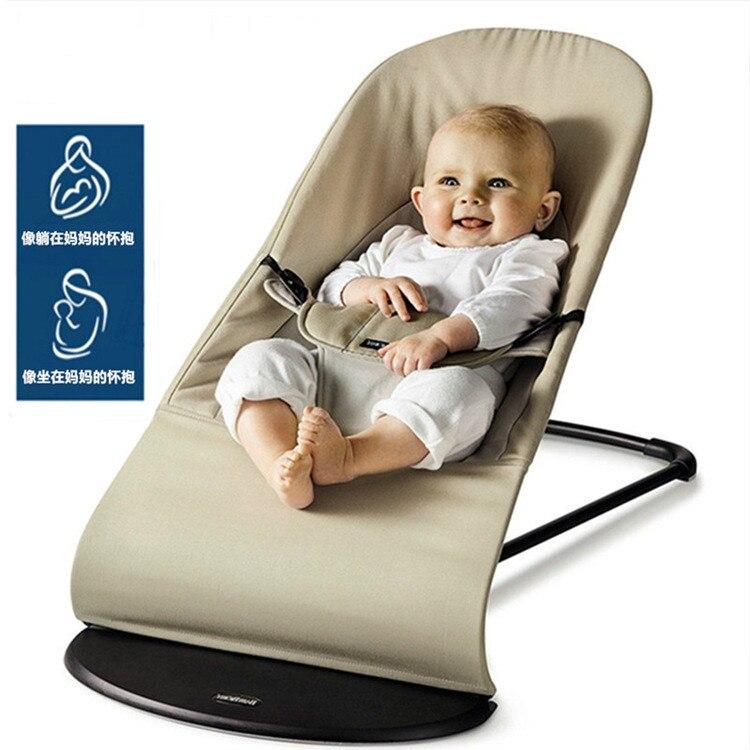 Chaise berçante bébé nouveau-né Balance chaise berçante bébé confort berceau chaise mère et infantile fournitures enfants meubles