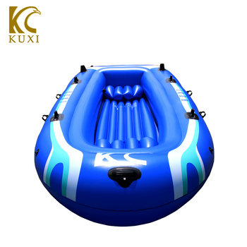 Cool like authentic inflatable boat 3/4/5 new people thickened inflatable boat kayak rubber boats fishing boat.