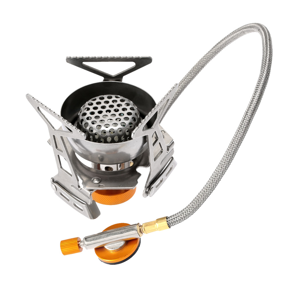 f2bd7f4855c Lixada 3200W Big Power Windproof Outdoor Gas Stove Burners Camping Gas  Stoves In Box Portable Foldable Split Furnace Butane-in Outdoor Stoves from  Sports ...