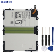 SAMSUNG Original Replacement Battery EB-BT585ABE For Samsung Tab A 10.1 2016 SM-T585C BT580 7800mAh Authentic Tablet