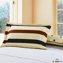 2018 home textiles, pillowcase, cotton twill, semi reactive printing, cotton pillowcase, bedding wholesale
