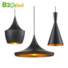 European Vintage Style led pendant light E27 base lamp droplight lighting for restaurant home decoration suspension luminaire