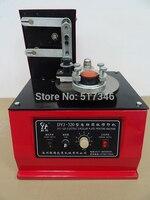 1 шт. DYJ 320 модель коврик Дата печатная машина чернила кодирование машина Принтер диск DYJ320