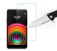 2pcs Tempered Glass sFor Glass LG X Power Screen Protector For LG X Power Glass for LG X Power XPower Protective Film XnrapiD lg lg cfv 230 для x power