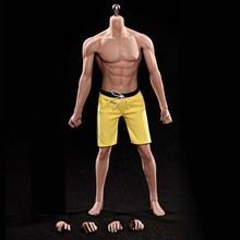 Phicen PL2016-M32 1/6 Super Flexible Asia Male Seamless Body W/Stainless Steel Skeleton M32 TBLeague Dolls