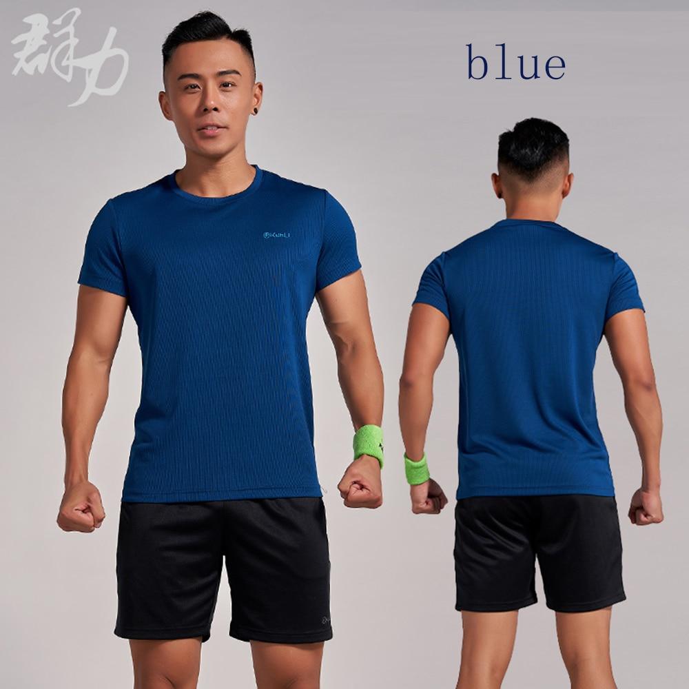 Купить kunli 2018 новая мужская теннисная рубашка для спорта на открытом