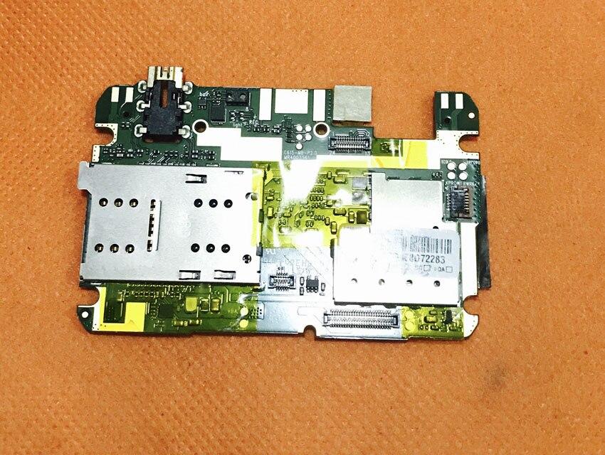 Utilisé carte mère D'origine 4G RAM + 32G ROM Carte Mère pour Blackview R7 MTK6755 Octa Core 5.5 FHD livraison gratuite