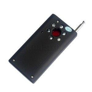 Image 5 - Detector de señal de lente de cámara inalámbrico multifunción CC308 + señal de ondas de Radio cámara con Detector WiFi RF de rango completo
