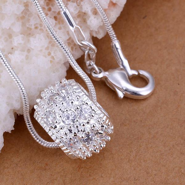 new necklace, pendent necklace with chain free shipping LKNSPCP024