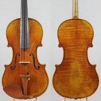 Copy Of Antonio Stradivari Soil 1715 4 4 Violin All European Wood M7086