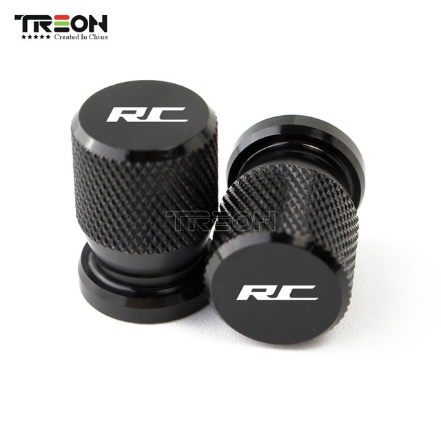 For KTM RC 125 200 390 Duke 125 200 390 250 790 2013-2019 Motorcycle Accessorie Wheel Tire Covers Motorcycle Valve Stem Caps 3